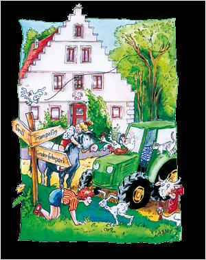 Logo Ferienbauernhof Unkel