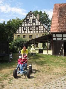 Willkommen auf dem Ferienbauernhof Unkel!